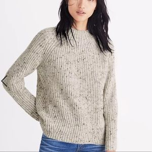 MADEWELL Donegal Northfield Mockneck Sweater Small